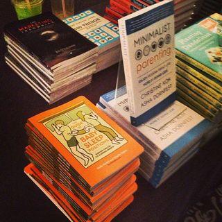 Mom 2.0 Summit Bookstore