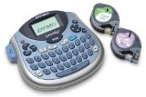 At Amazon: DYMO Letratag  Plus Personal Label Maker, LT-100T (affiliate link)