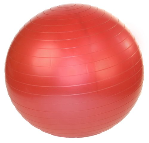 At Amazon: j/fit 45cm Exercise Stability Ball