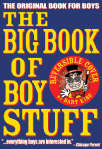 AMAZON DEAL: Big Book of Boy Stuff for Kindle only $1.99