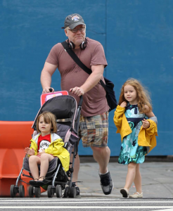 Phillip Seymour Hoffman, father