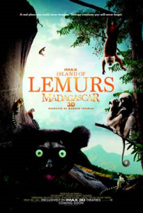 Free screening passes: Island of Lemurs: Madagascar [Portland]