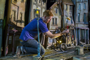 "Why ""art career"" isn't a contradiction in terms: my behind the scenes look at ""The Boxtrolls"""