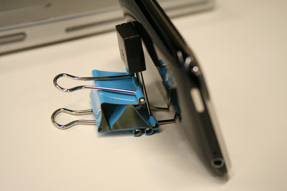 Your Turn Creative Uses For The Binder Clip